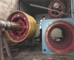 金州高压电机维修